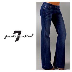 NWOT 7FAM Slim Trouser Jeans